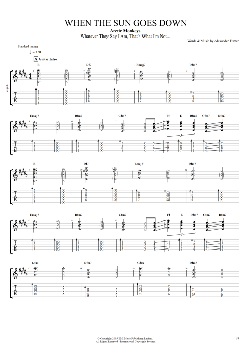 Dmb write a song chords
