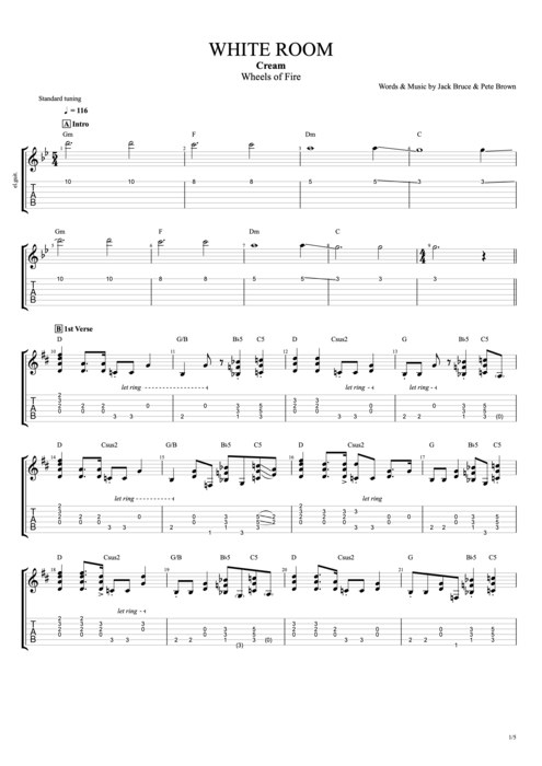 hey joe solo tab pdf