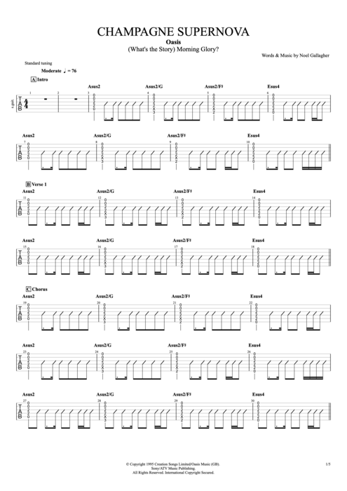 My love guitar chords